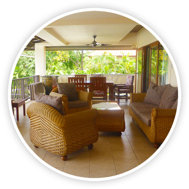 ihr ferienhaus auf koh samui luxus zum kleinen preis. Black Bedroom Furniture Sets. Home Design Ideas