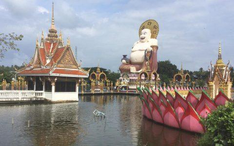 Koh Samui bietet viele Sehenswürdigkeiten.